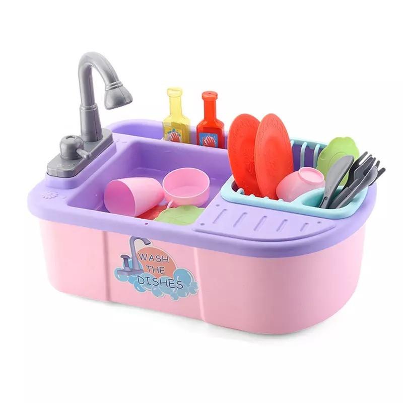 И гровой набор Кухня BL-201AB (Розовый)