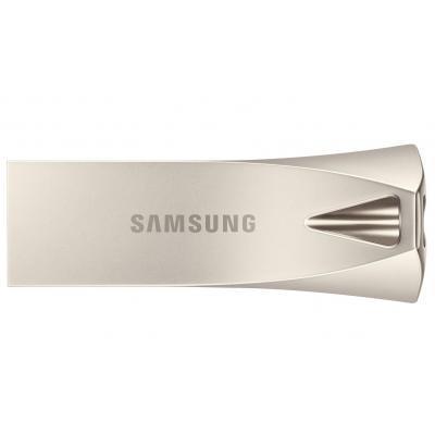 USB флеш накопитель Samsung 256GB Bar Plus Silver USB 3.1 (MUF-256BE3/APC)