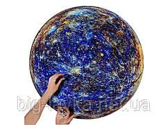 Настольные паззлы из 1000 штук Меркурий