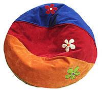 Кресло мяч пуф бескаркасный мебель детская мешок
