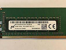 Серверная оперативная память Micron / 16 GB / DDR4 ECC / 2400 MHz, фото 3