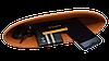 """Автомобильный карман-органайзер с логотипом  авто """"Type-1 Brown"""" TOYOTA, фото 3"""