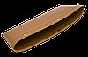 """Автомобильный карман-органайзер с логотипом  авто """"Type-2 Brown"""" AUDI, фото 2"""