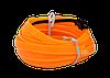 Холодный неон с КАНТОМ 5 метров ЖЕЛТЫЙ,  светодиодная молдинг-лента, неоновая нить полоска лента, световой, фото 2