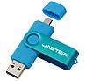 Флешка Jaster 64ГБ USB+OTG