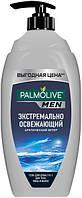 Palmolive. Гель для душа Palmolive Men Арктический ветер 3 в 1 для тела, лица и волос (871895131207