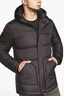 Куртка зимняя для мужчин шоколад