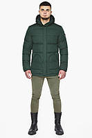Куртка зимняя для мужчин зеленый