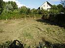 Покіс трави та чагарнику
