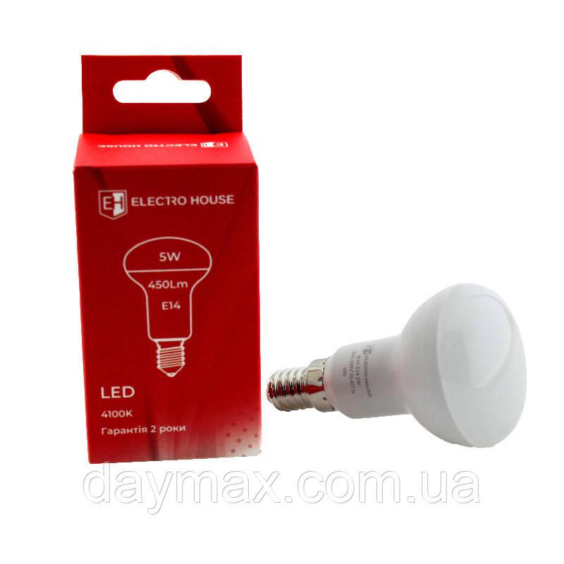 LED лампа Гриб R50 E14 5 Вт
