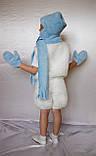 Карнавальный костюм Снеговик, фото 7