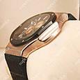 Часы механические с автоподзаводом Bvlgari daniel roth cal 1306 gold black, фото 3
