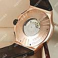 Часы механические с автоподзаводом Bvlgari daniel roth cal 1306 gold black, фото 5