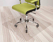 Защитный напольный коврик под кресло Oscar Ультра 1,5 мм 1000х1250 мм прозрачный SKL54-240921