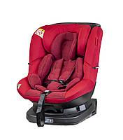 Автокресло 0 isofix для новорожденных 0-18 кг до 4 лет, 360 поворотное Coletto Millo красное (9376)