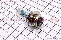 Лампа фары P15D-25-3 12V 35/35W  хамелеон