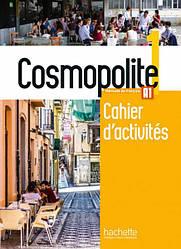 Cosmopolite 1 Cahier d'activités avec CD audio