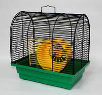 Клетка для грызунов Бунгало мини (280х180х280) разные цвета, фото 1