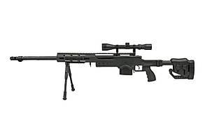 Снайперська гвинтівка Well MB4411D - black