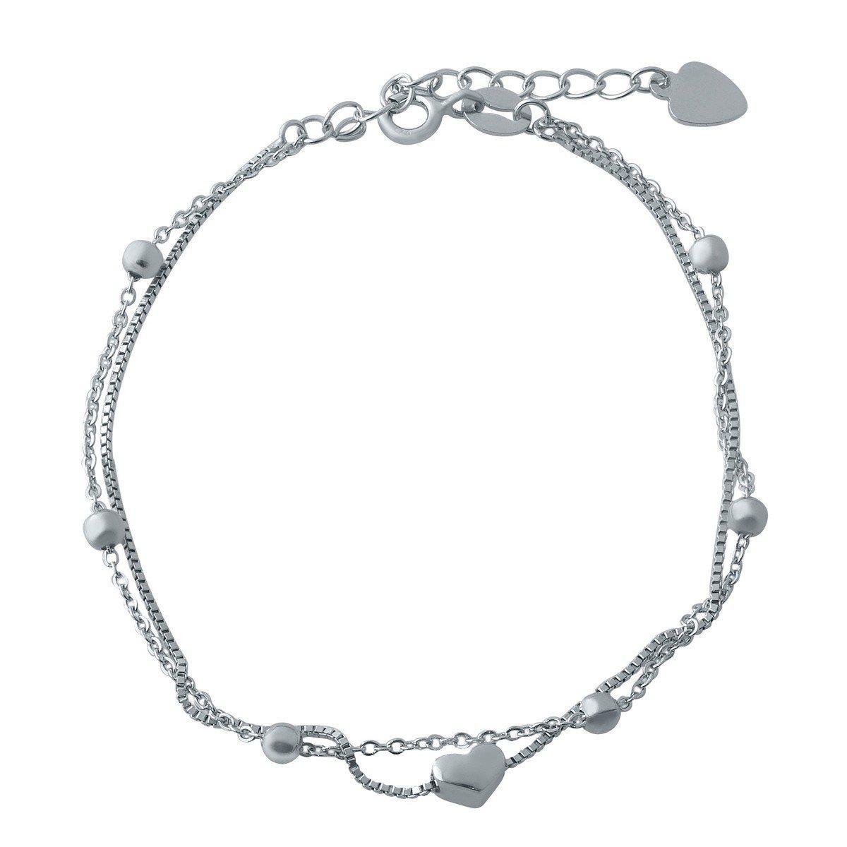 Серебряный браслет DreamJewelry без камней (1994153) 1720 размер