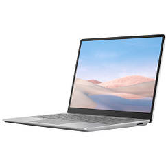 "Microsoft 12.4"" Multi-Touch Surface Laptop Go (Platinum) - THJ-00001"
