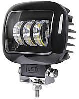 Фары LED Лидер ближний свет 45W 88-45B/9-32V/3LED + габариты