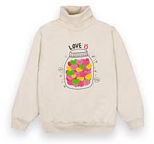 Детский свитер для девочки SV-20-26-3 *Симпотяжки* (104,110,116)