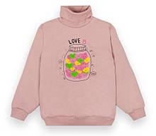 Детский свитер для девочки SV-20-26-3 *Симпотяжки* (110 размер)