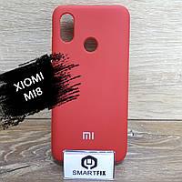 Силиконовый чехол для Xiaomi Mi8, фото 1