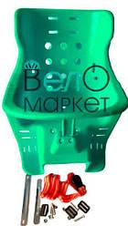 Крісло дитяче пластикове (зелене)