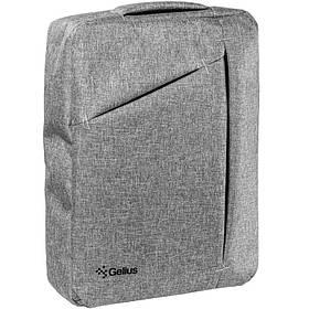 Рюкзак Gelius Backpack Monetary Attract GP-BP002 Grey КОД: 00000078113