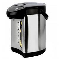 Термопот электрический чайник-термос Rainberg RB-629 5,8 л 2000W Black/Steel КОД: 112755