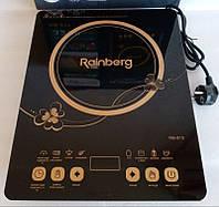 Индукционная плита Rainberg Германия 3200 Вт,сенсорная, настольная плита кухонная