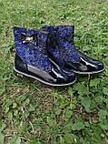 Ботинки кожаные, размеры 32,33,34,35,36, фото 2