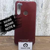 Силіконовий чохол для Xiaomi Redmi Note 8 Molano Cano