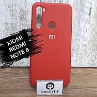 Силиконовый чехол для Xiaomi Redmi Note 8, фото 1