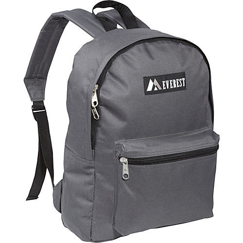 Рюкзак Everest Basic Backpack Charcoal (серый)
