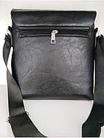Мужская сумка JEEP 9008 черный, фото 3