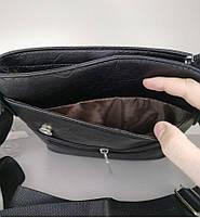Мужская сумка JEEP 9008 черный, фото 4