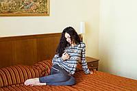 Свитер 2в1: беременность, кормление