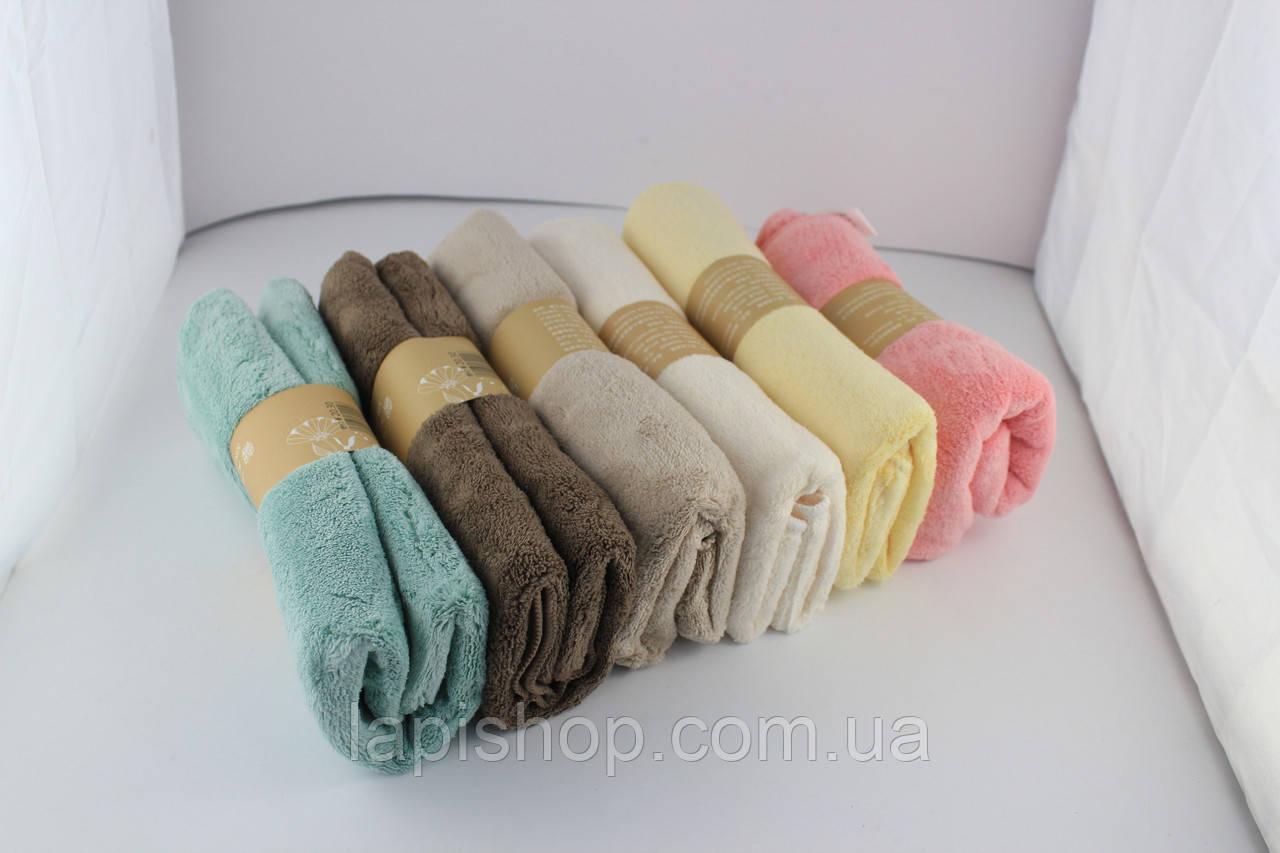 Банное полотенце 72х35см Bathlux
