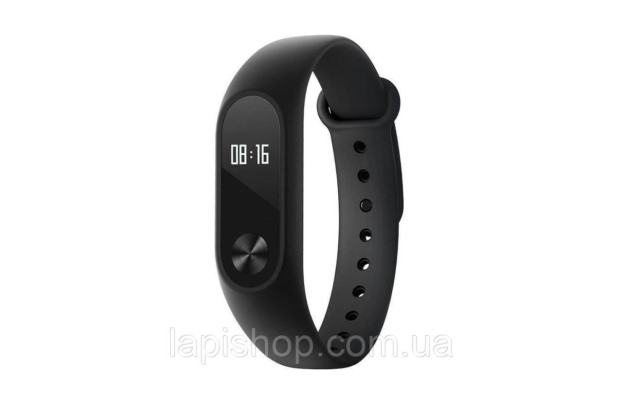 Фитнес-браслет в стиле Xiaomi Mi Band 2 black box