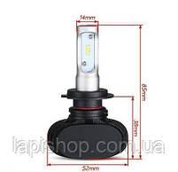 Светодиодные лампы S1 H7, фото 2