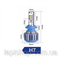Светодиодные лампы T1-H7 TurboLed, фото 5