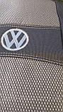Авточохли Volkswagen T5 1+2 2003- (2 підлокітника) Nika, фото 6