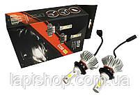 Светодиодные автомобильные лампы S9 H7, фото 4