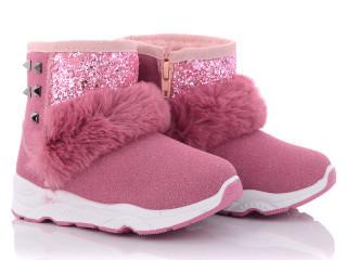 Угги детские Xifa-kids-F6045-7 pink