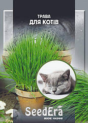 Семена Трава для котов 30 г Seedеra 6019