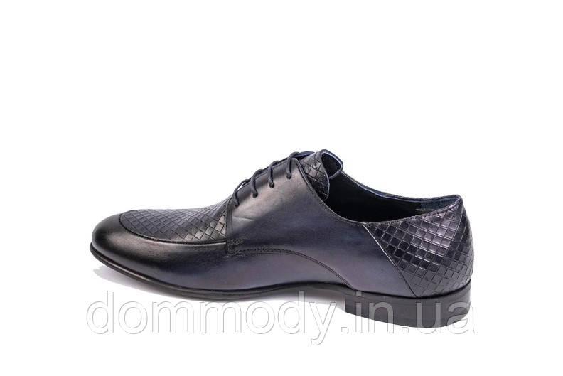 Туфли мужские из кожи Lari