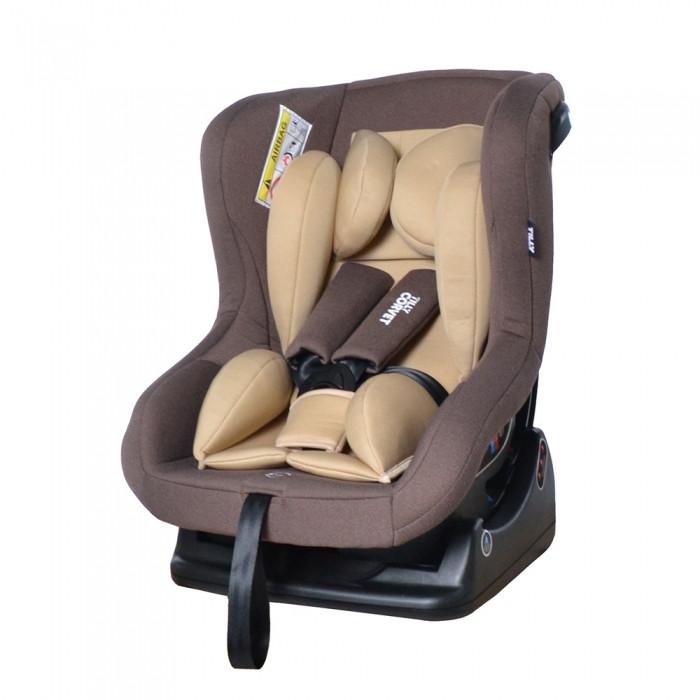 Автомобильное кресло TILLY Corvet T-521/3 Brown, группа 0+/I, 0-18 кг